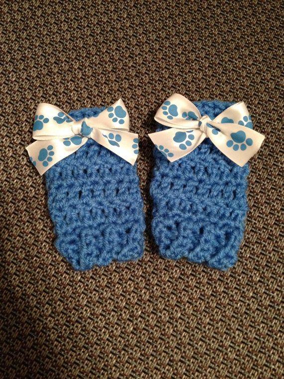 Dog Leg Warmers   Crochet leg warmers, Handmade, Crochet dog