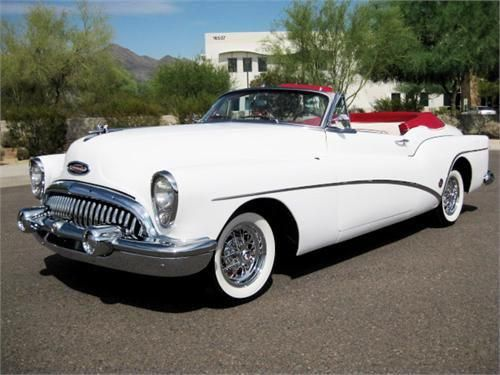 1953 Buick Skylark Maintenance Of Old Vehicles The Material For New Cogs Casters Gears Pads Could Be Cast Polyam Sports Cars Luxury Classic Cars Buick Skylark