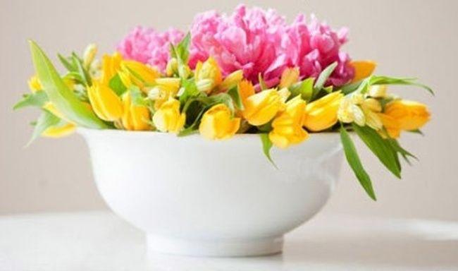 Arreglos florales rapidos y sencillos DIY
