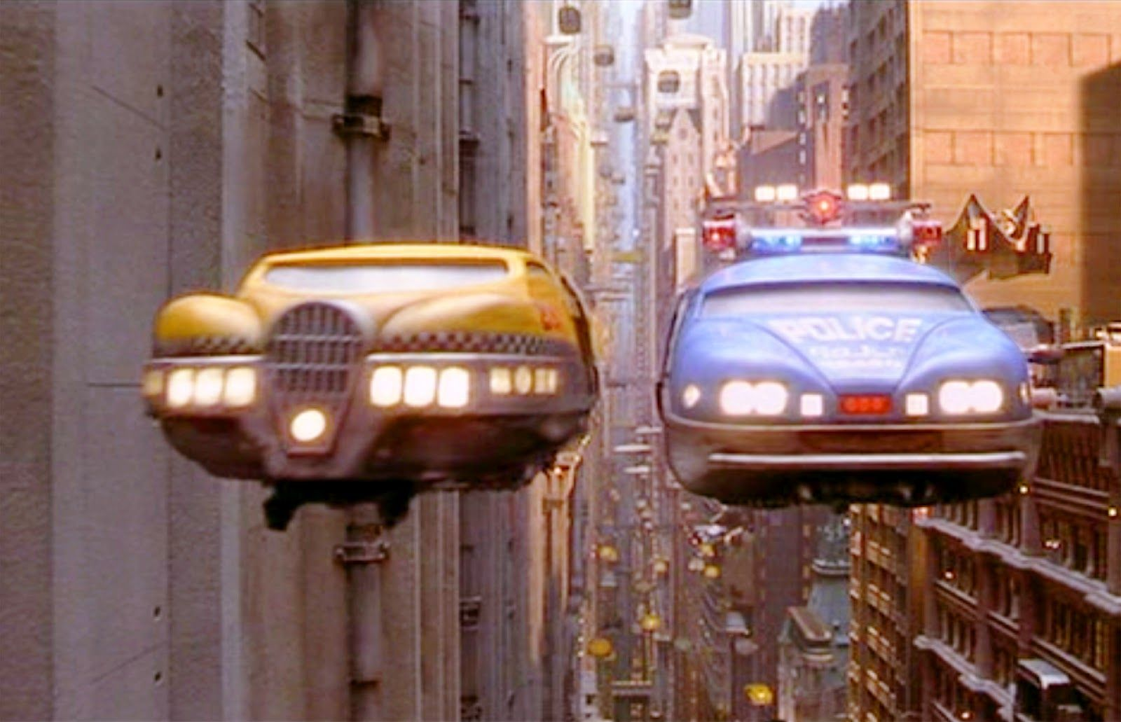 Flying Taxicab, The Fifth Element The Fifth Element