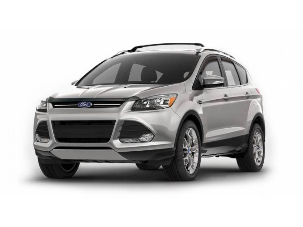 Auto Vent Shade Ventvisor For 2013 2018 Ford Escape Price Free