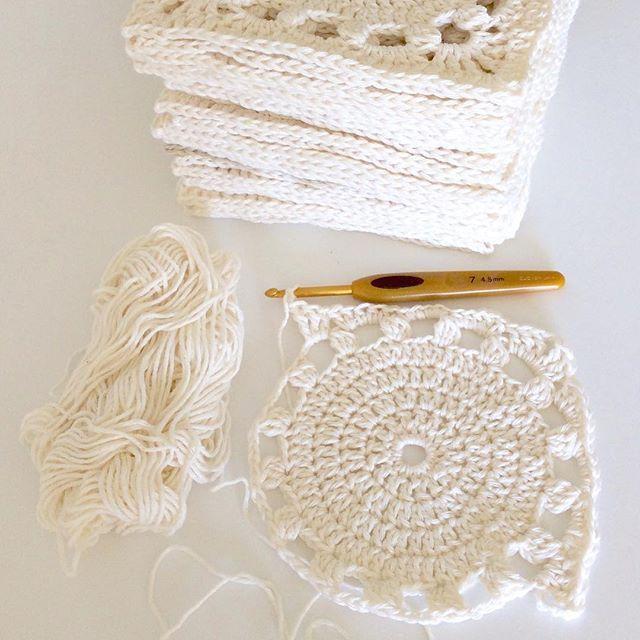 Beautiful Crochet of Elisabeth Andree