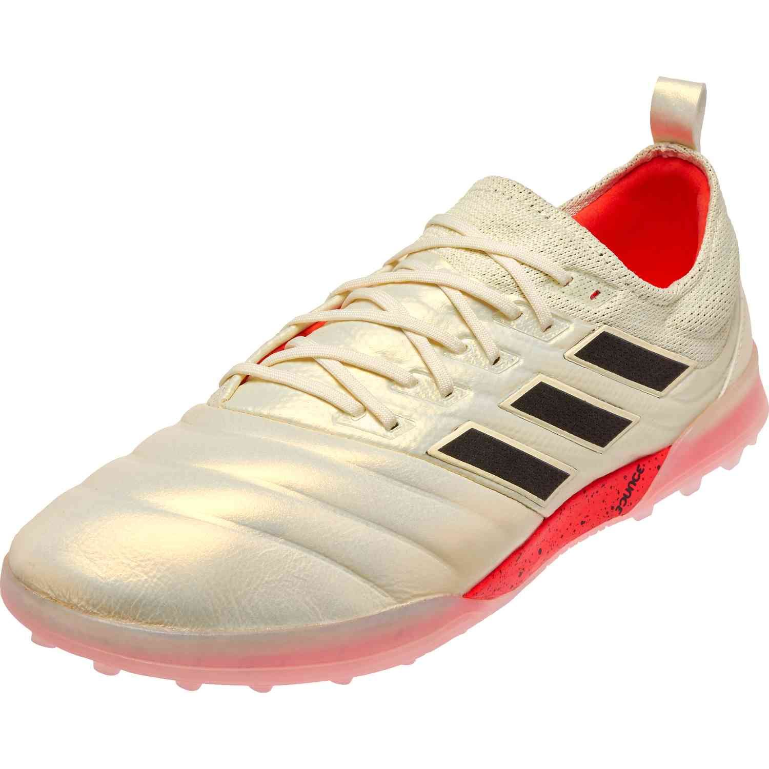 8407a6ab1f Buy the adidas Copa Tango 19.1 Turf Soccer Shoes from SoccerPro. Get them  from here