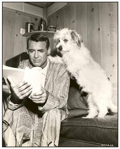 Cary Grant :)