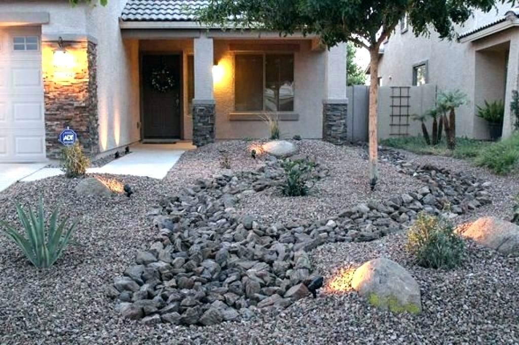 Ealing Maintenance Free Yard Easy Landscaping Ideas Low Front