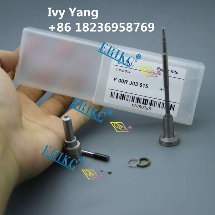 Cummins 6Cyl_ISDe Eu3 EU4 Injector Repair Kit F00RJ03515 with nozzle