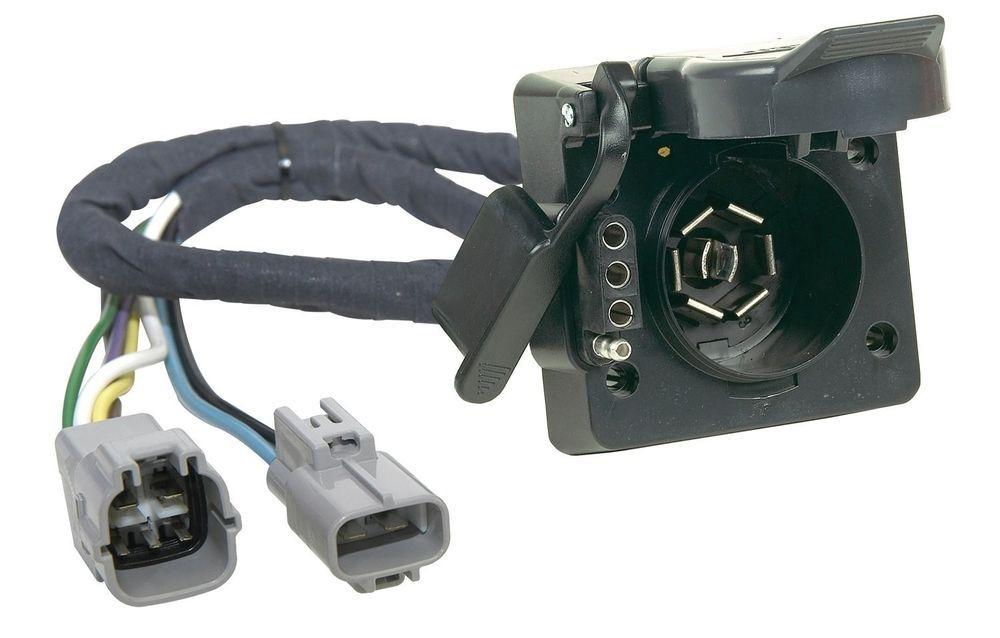 hopkins 40605 plugin simple vehicle to trailer wiring connector rh frana co Allen Bradley Terminal Block HVAC Terminal Block