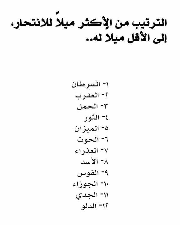 الحمد الله سرطان اول وحدة Arabic Love Quotes Aries Facts Quotes