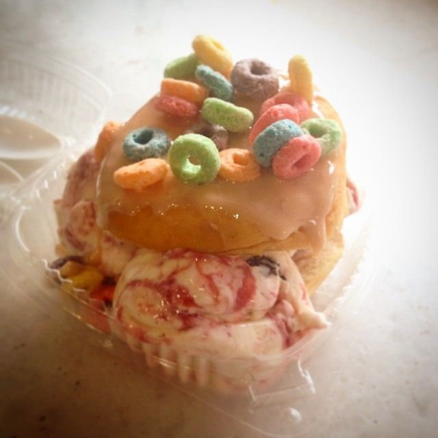 holey cream in new york ny unique sweets donut ice cream sandwiches