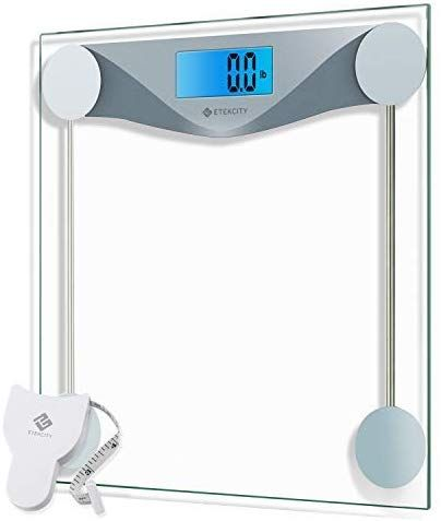 Amazon Shoppers Say This Digital Bathroom Scale Is The Best Of The Best Body Weight Scale Body Weight Weight Scale