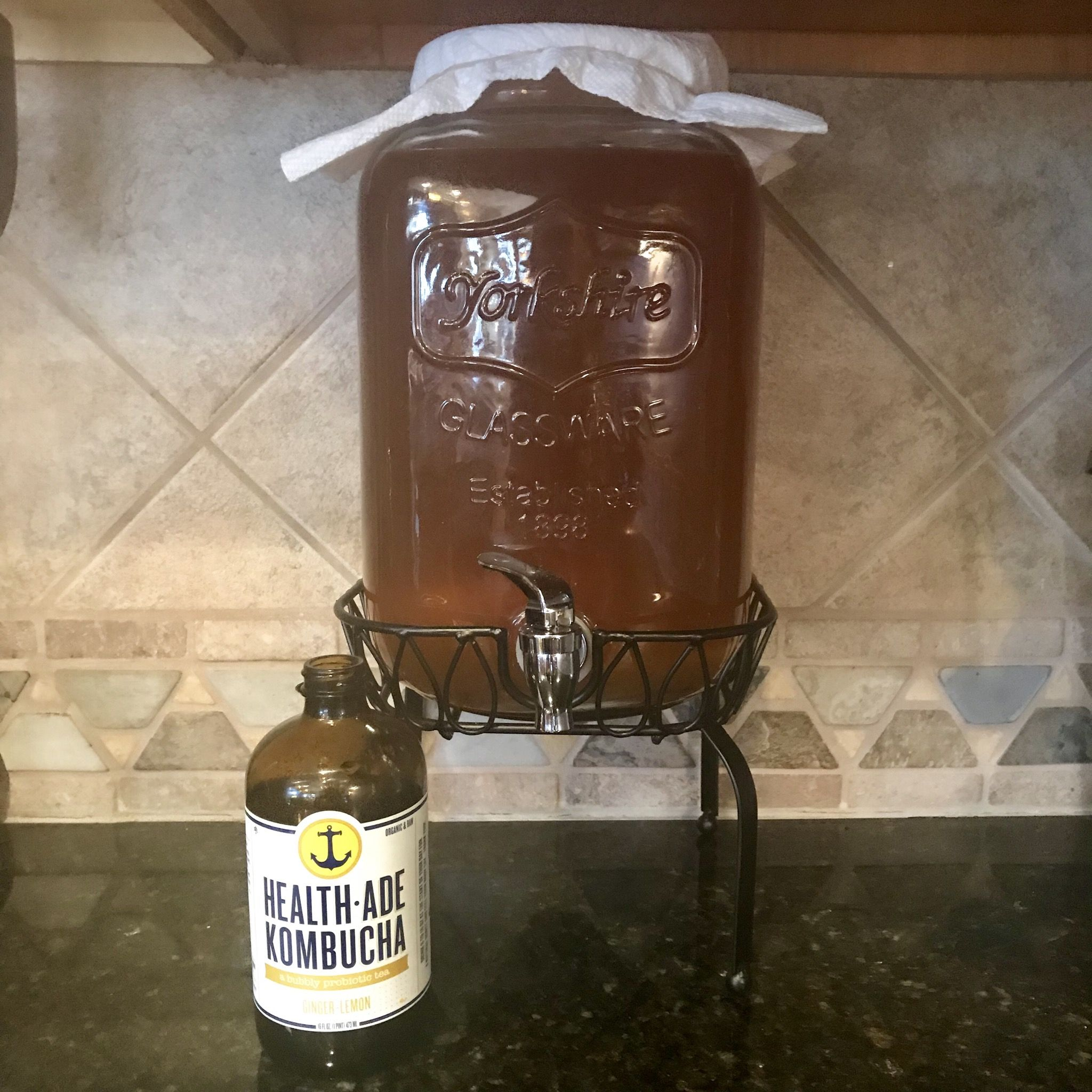 How to Make Continuous Brew Kombucha at Home Continuous