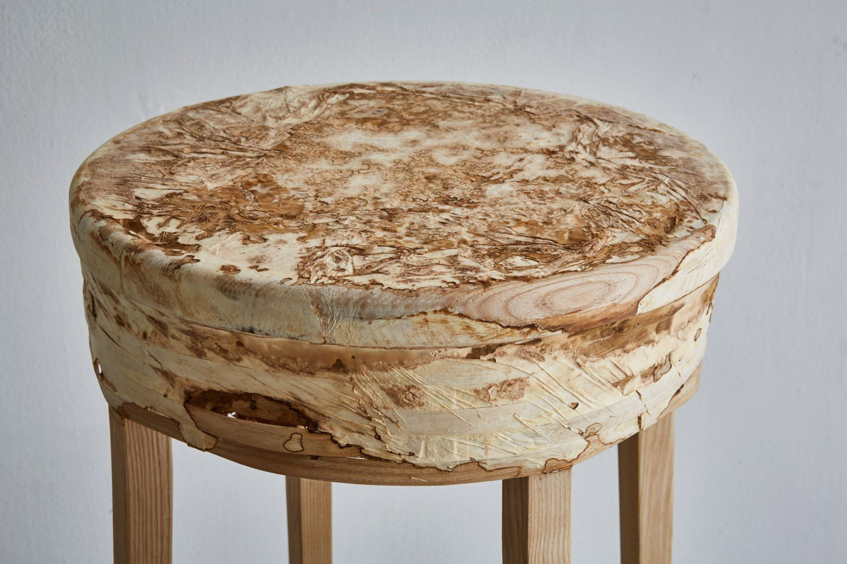 Mushroom Mycelium Used To Create Suede Like Furniture By Sebastian  # Muebles Oficina Cox