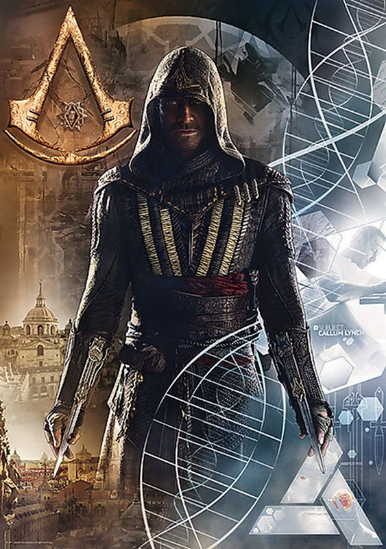 Details zu Trefl Puzzle 1000 Teile Assassin's Creed ...