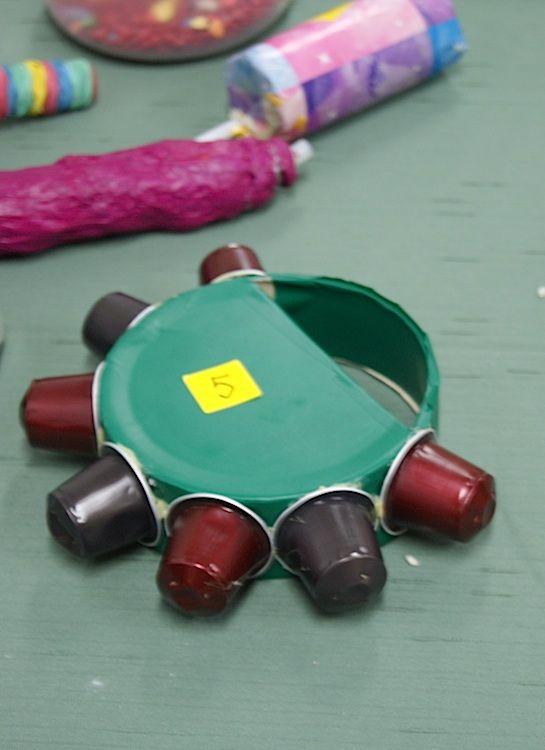 Instrumento musical reciclado happy craft ideas - Fabriquer un instrument de musique original ...