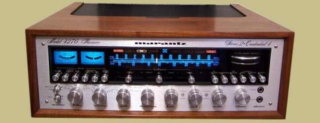 Marantz 4270 Vintage Hi Fi Music Instruments Audio Music