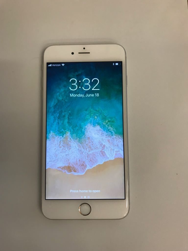 Iphone 6s Silver 64gb Unlocked To Any Carrier And Country Ebay Link Iphone Iphone 6s Samsung Galaxy Phone