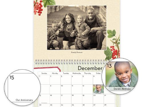 ASHLEY: Wall Calendars: Personalized Wall Calendars, Photo Calendars | Shutterfly
