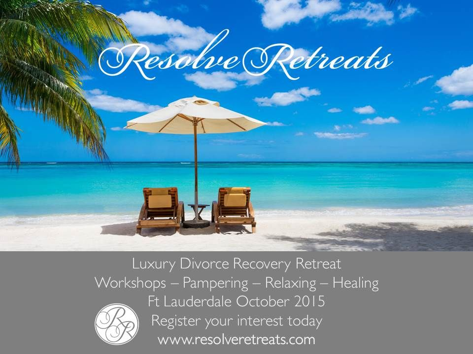 Divorce Recovery Retreat For Women by Wifey Retreats - The