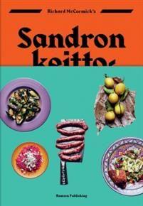 Kauan odotettu Sandron keittokirja on suunnattu kaikille ruoasta kiinnostuneille. Sandron kahdessa helsinkiläisravintolassa tarjottavat maukkaat ja värikkäät ruoat antavat uusia ideoita ja inspiraatiota myös ruoanlaittoon kotona. Keittiömestari ja ruokavisionääri Richard McCormickin yhdessä kolmen muun ravintoloitsijan kanssa perustama Sandro tunnetaan erityisesti Marokon ja Lähi-idän mahtavista mauista ammentavasta keittiöstään. Sandron keittokirja on tuoreet salaatit, kuumat keitot…