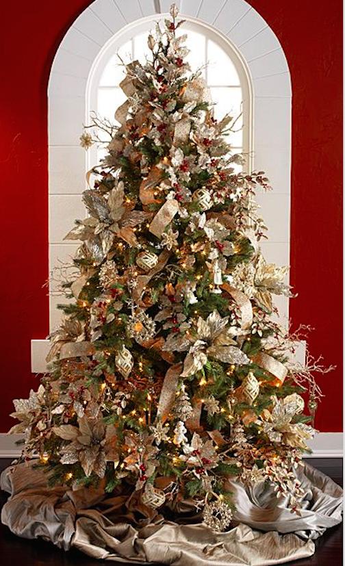 Ideas para decorar tu rbol de navidad navidad rbol - Decoracion para arboles navidenos ...
