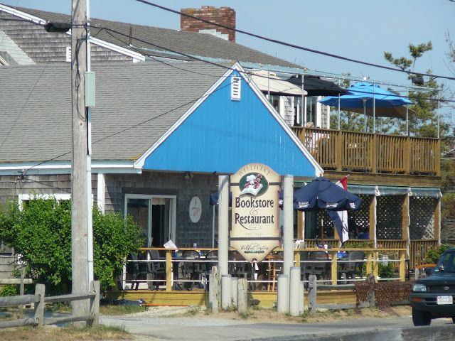 Image result for bookstore restaurant wellfleet ma