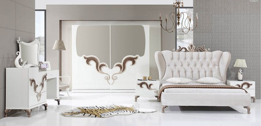30 Farkli Model Avangard Yatak Odasi Beds Modern Bedroom