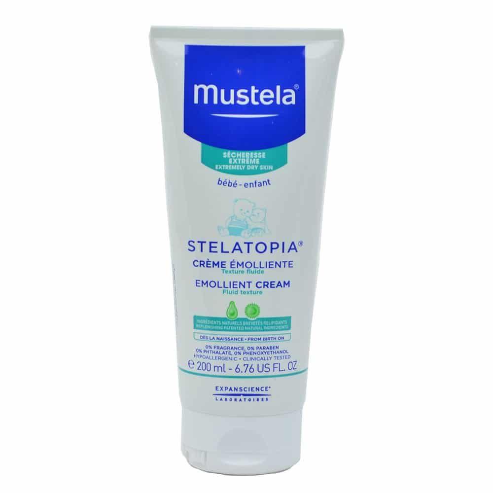 موستيلا ستيلاتوبيا كريم ترطيب البشرة وعلاج الاكزيما Emollient Cream Emollient Beauty