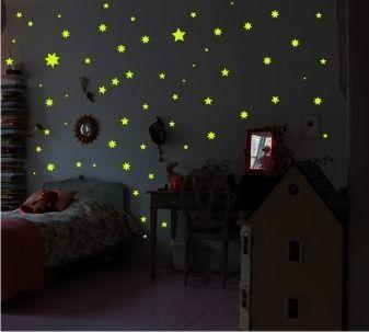 Brillan En La Oscuridad Vinilos Decorativos Luminiscentes 379 00 Vinilos Brillos Oscuridad