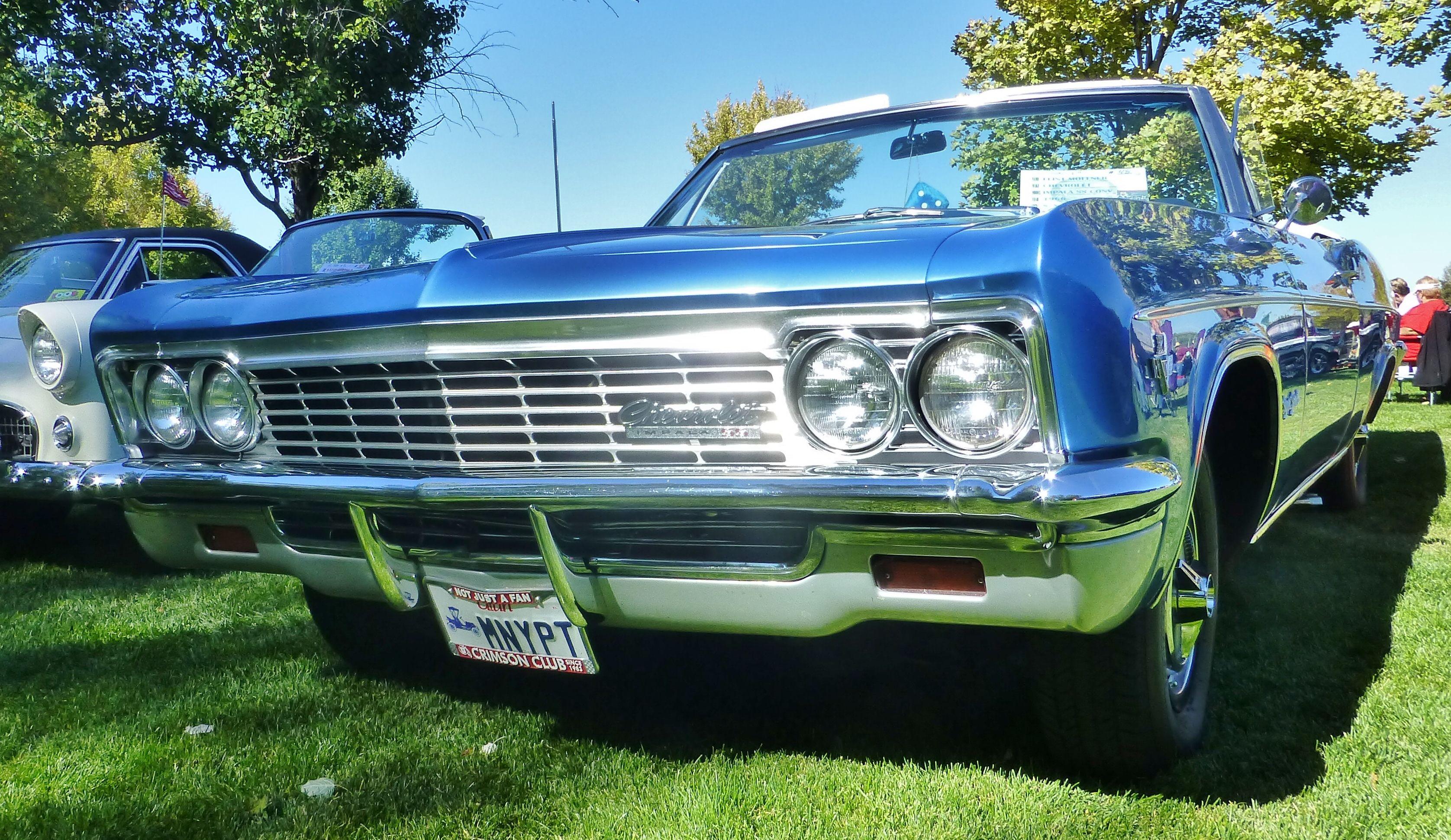 1966 Chevrolet Impala SS. Photography by David E. Nelson, 2017 ...