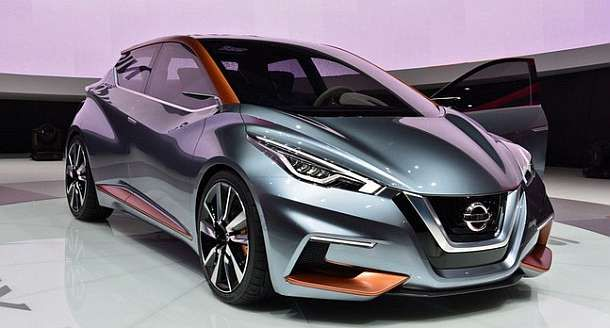 2016 Nissan Sway Price Concept Release Date Review Nissan