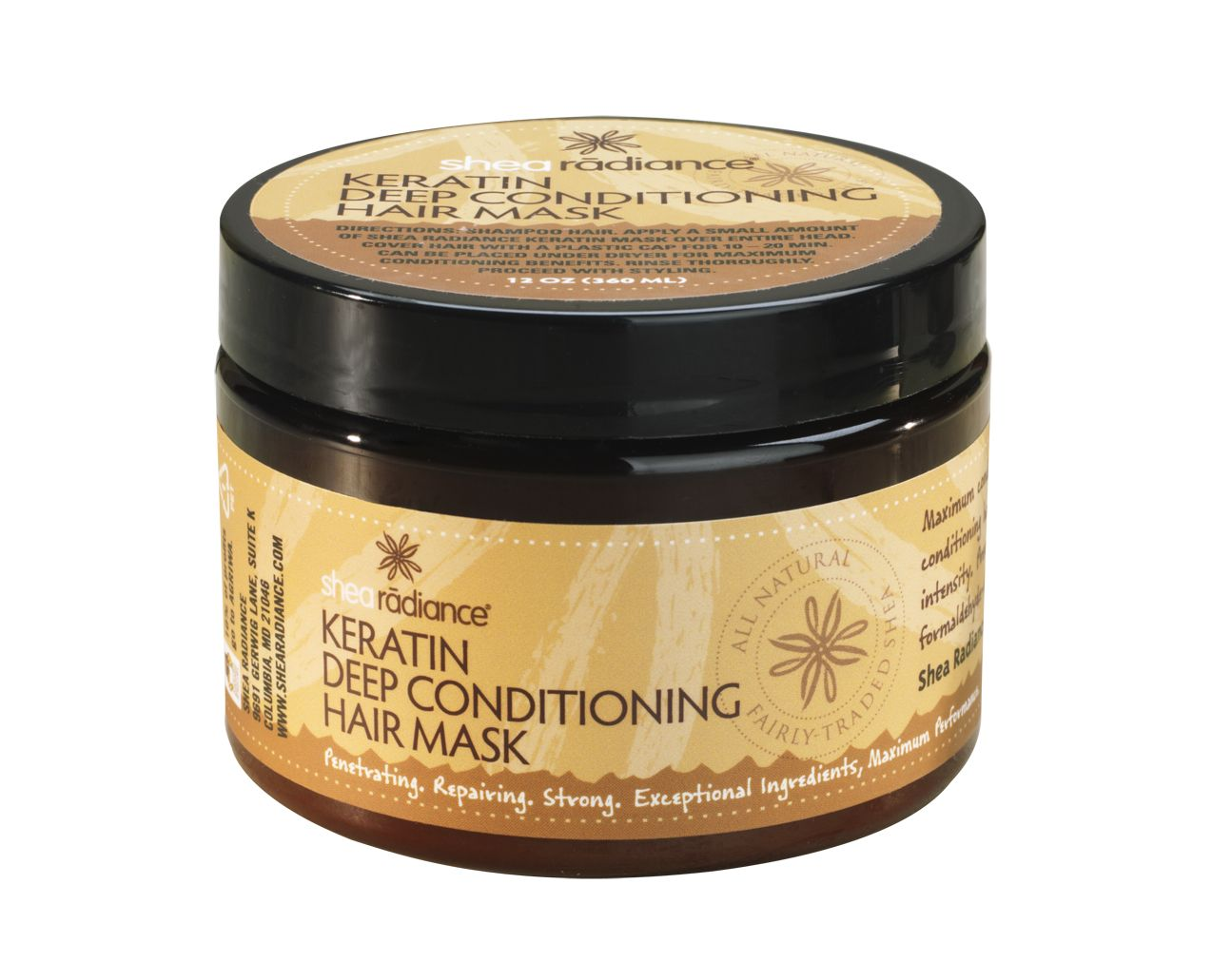 Keratin Deep Conditioning Hair Mask Deep conditioning