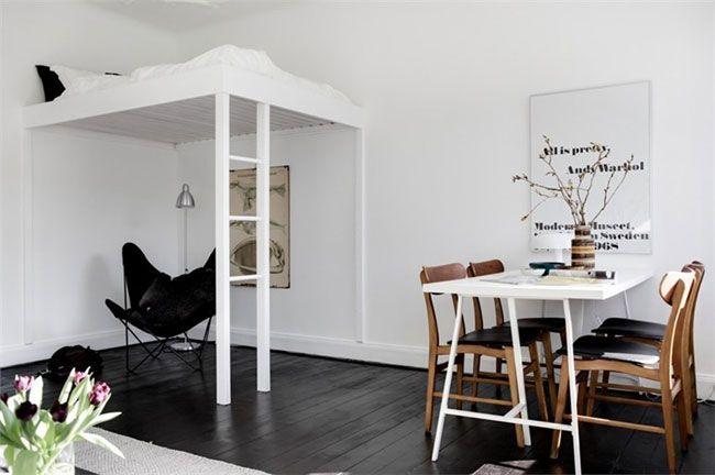 Cómo Decorar un Departamento pequeño | home Stuff | Pinterest ...
