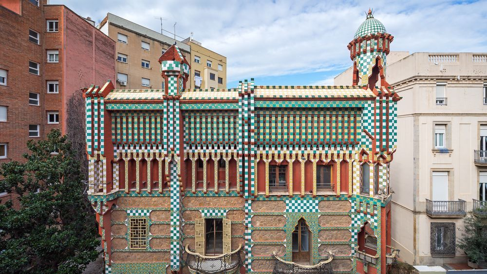 Originally slated to open last year, Antoni Gaudí's Casa Vicens in Barcelona will finally open its doors as a museum in autumn after a few setbacks delayed the completion of the renovation.