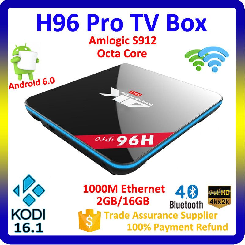 Play Store App Android 6.0 Marshmallow Tv Box 4K Octa Core