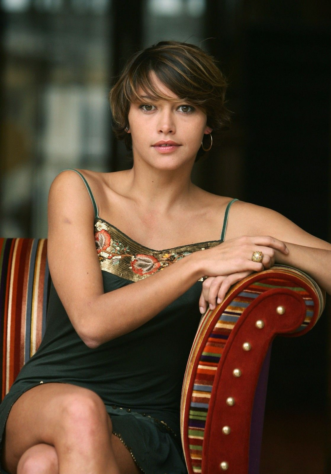 Is a cute Young Emma de Caunes naked photo 2017