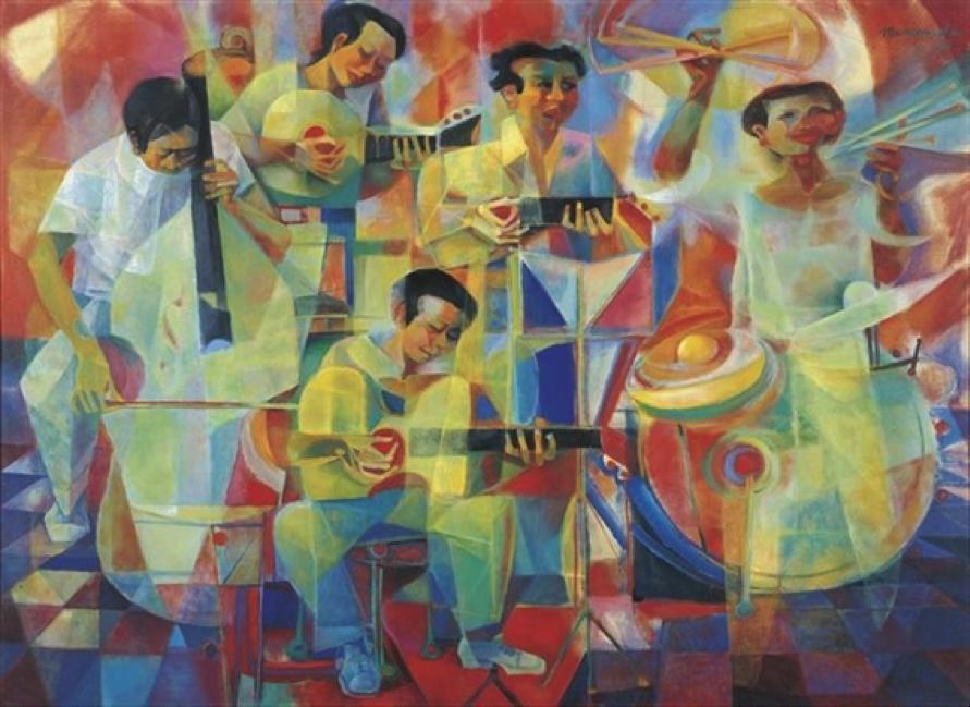 ArtDependence Five Classics of Modern Philippine Art
