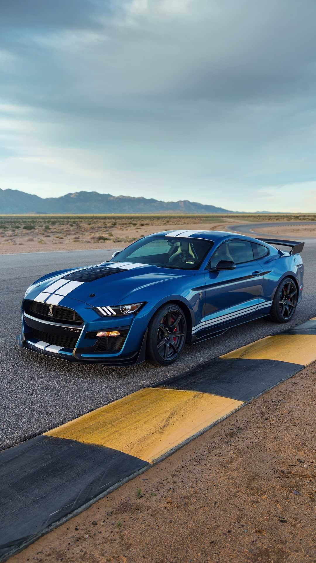 New 2020 Ford Mustang Shelby Gt500 Blue Ford Mustang Shelby Gt500 Ford Mustang Shelby Mustang Shelby