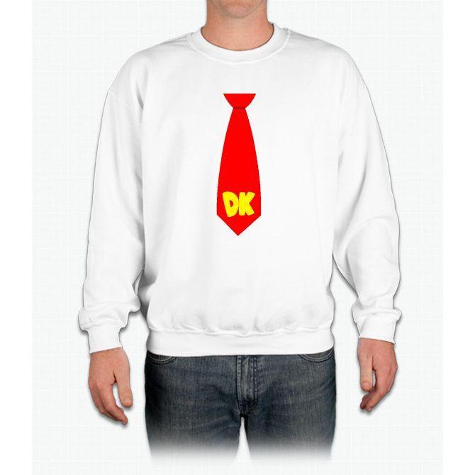 DK Tie Crewneck Sweatshirt