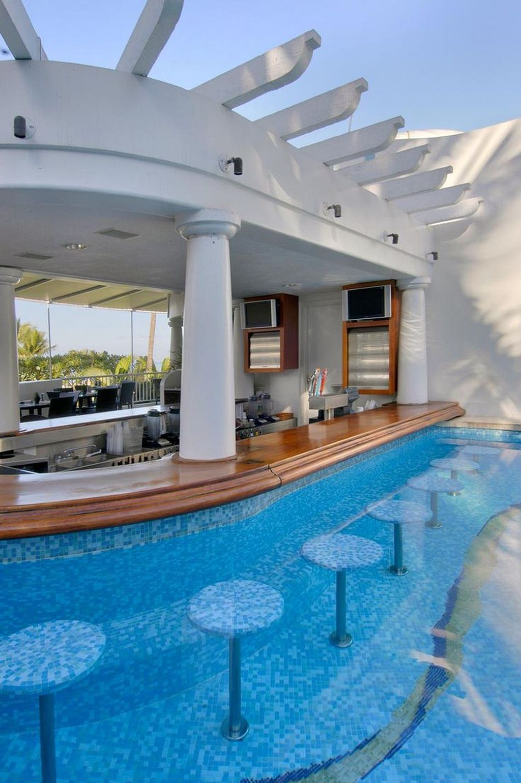 Summer Pool Bar Ideas To Impress Your Guests. Must See!(48