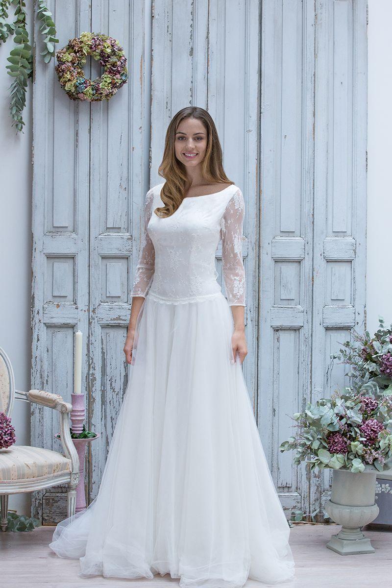 Robe Marie - Marie Laporte | Mariage - Robe / costume | Pinterest ...