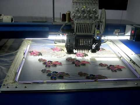 Computerised Embroidery Machine Embroidery Designs Pinterest