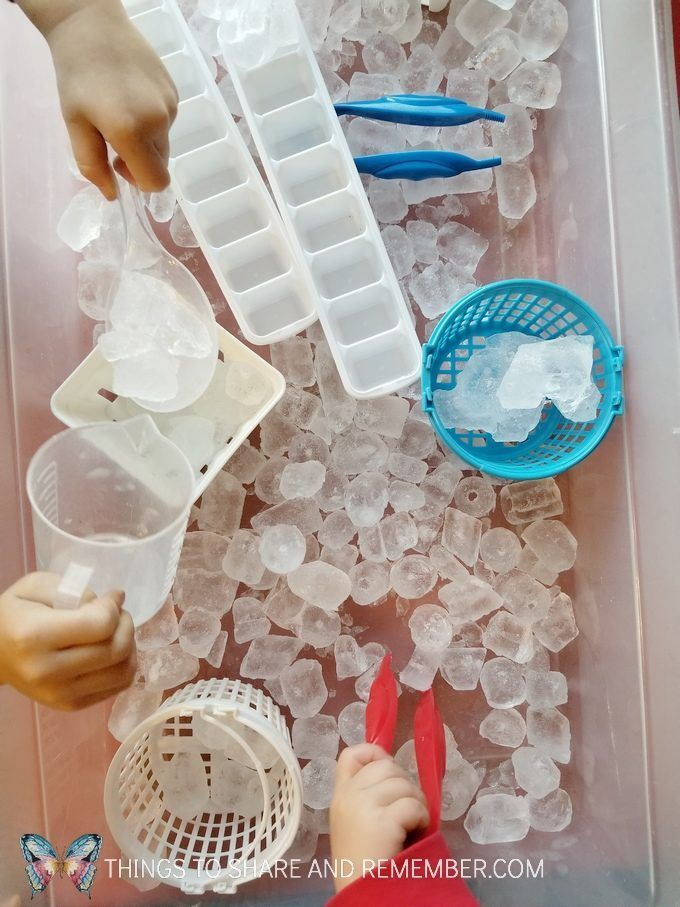 Photo of Winter Ice » Share & Remember | Celebrating Child & Home