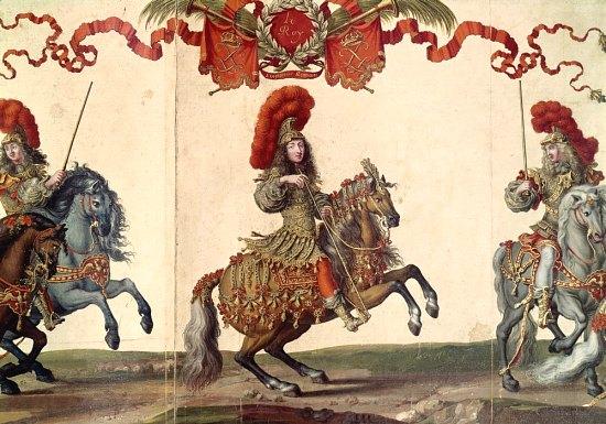 5 juin 1662 : Louis XIV adopte une devise et le soleil pour emblà ...