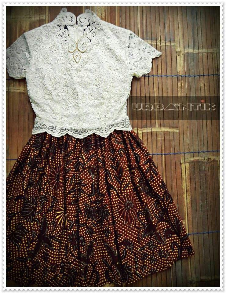 Model Baju Kebaya Untuk Anak2