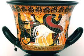 Resultado de imagen para kylix ceramica griega