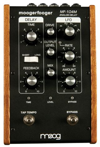 moog mf 104m analog delay pedal review pinned at craig 39 s request musik kabel. Black Bedroom Furniture Sets. Home Design Ideas