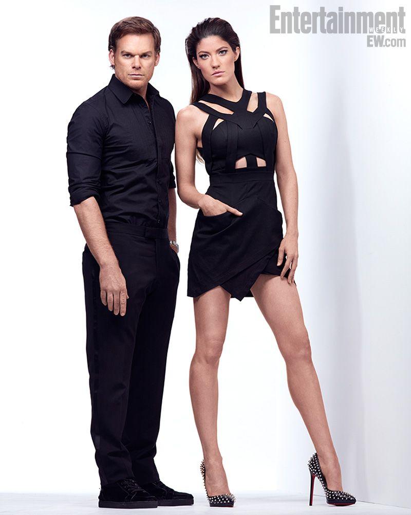 Black dress we heart it - Entertainment Weekly Via Facebook On We Heart It