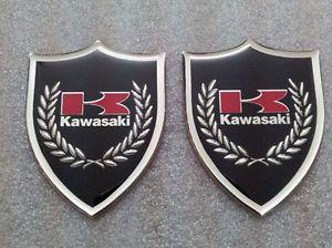 Kawasaki Emblem Ebay Kawasaki Emblems Classic Motorcycles