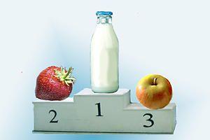 Top Ten der Lebensmittel  Die Ritter der Tafelrunde