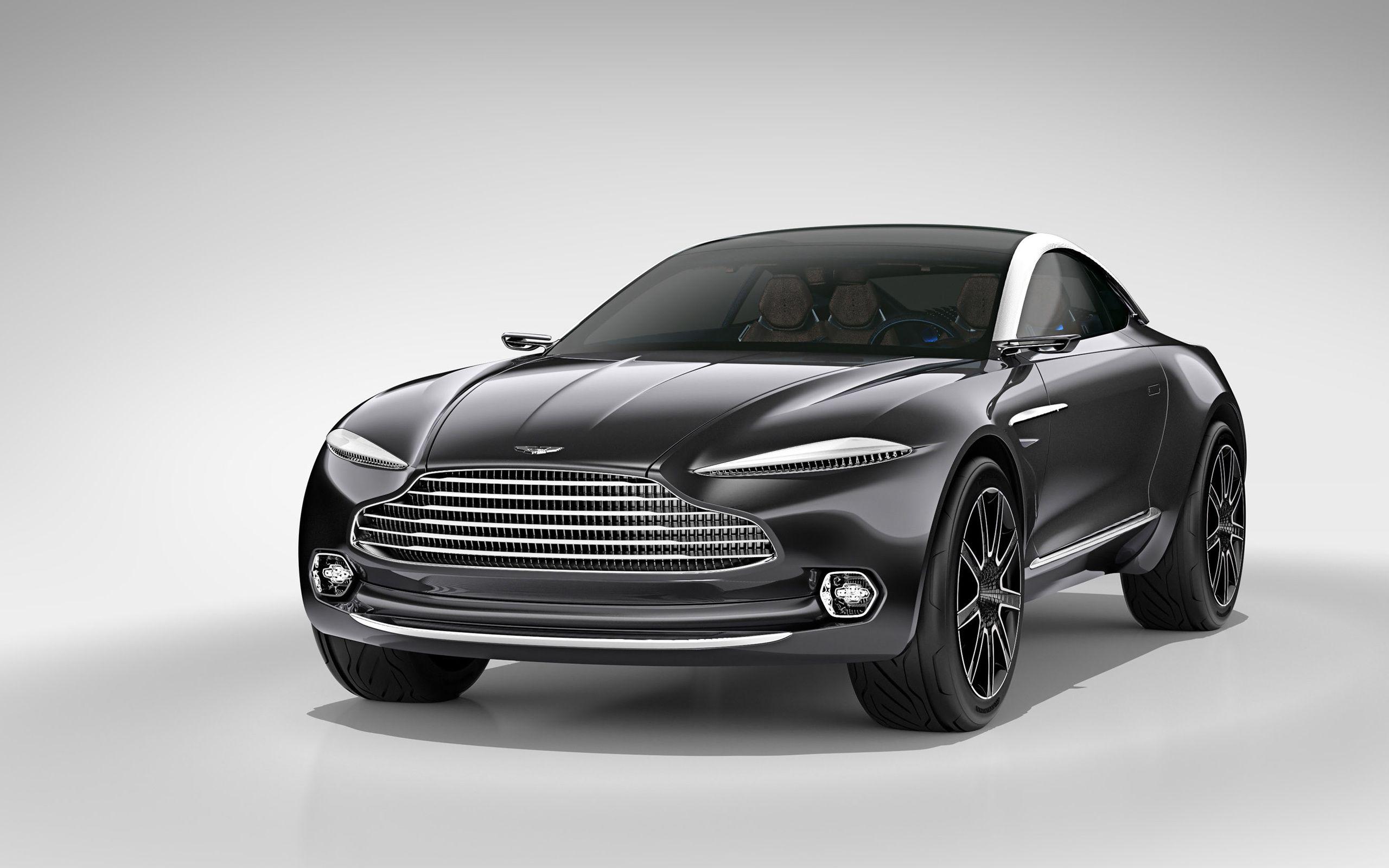 Aston Martin Auto DBX Concept 2015 HD Wallpaper